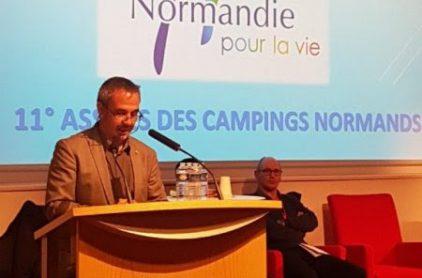 Programme des Assises des campings de Normandie à Caen