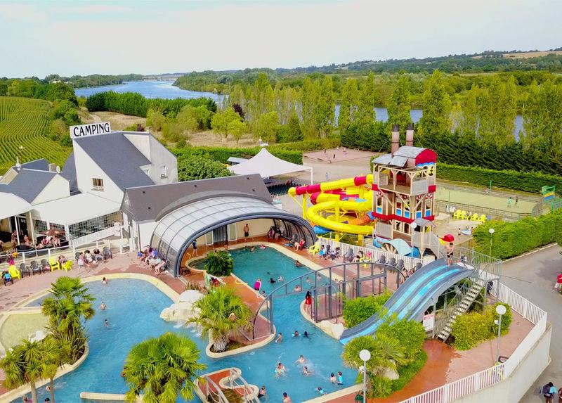 parc aquatique géant