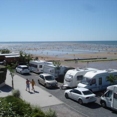 Camping en bord de mer Calvados