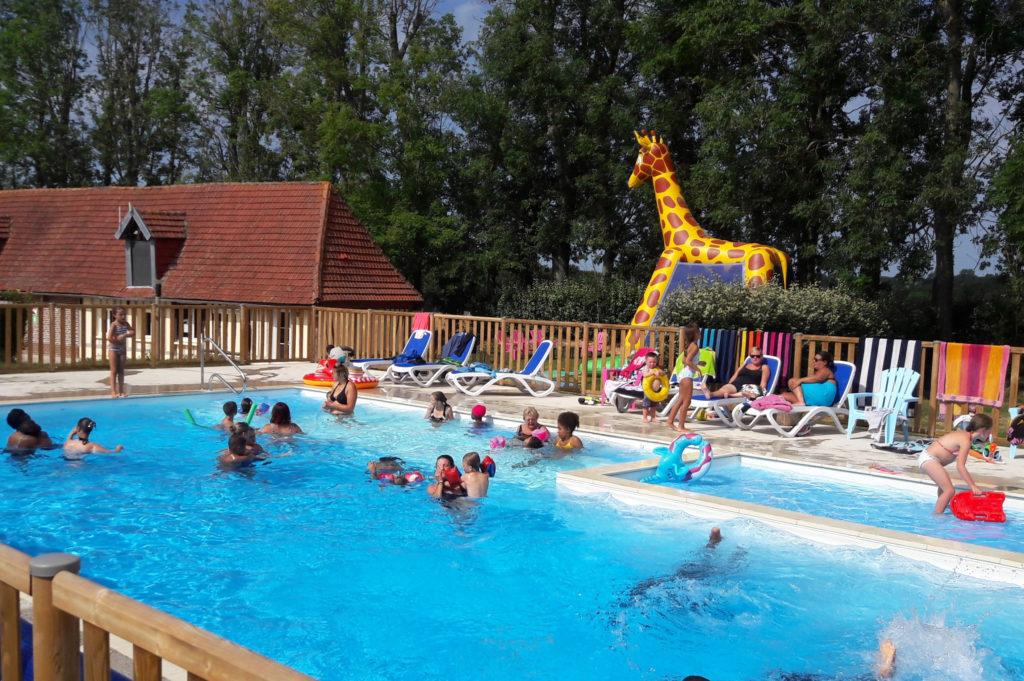 Activités, jeux, piscine