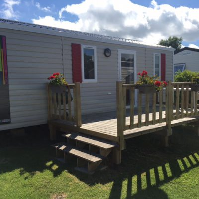 Mobil-home familial