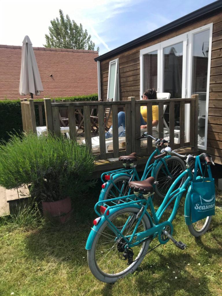 location de vélo camping