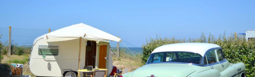 emplacement tente plage
