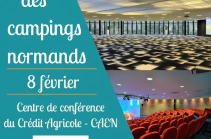Assises des campings normands : 8 février 2018
