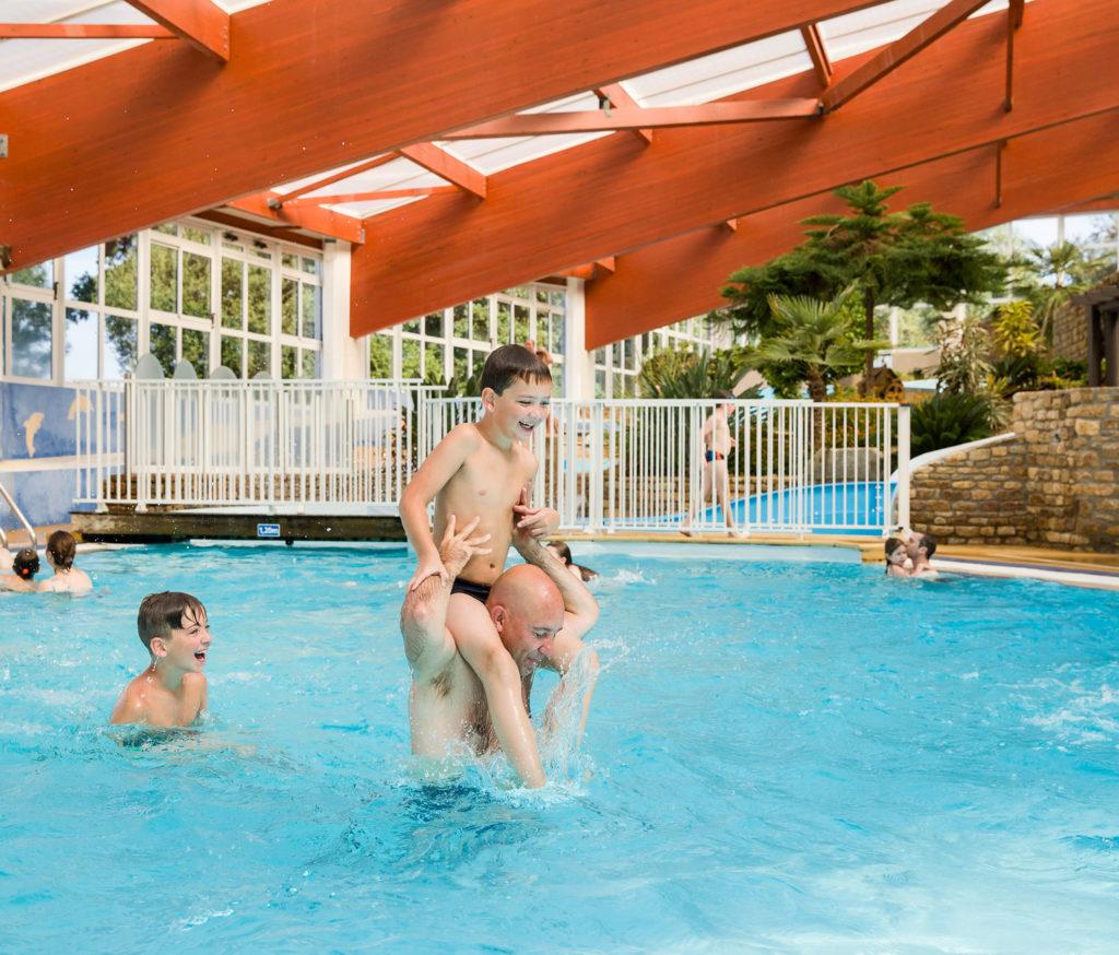 parc aquatique couvert chauffé