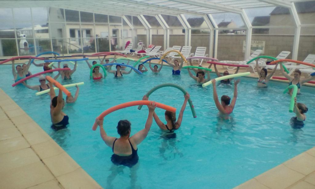 aqugym piscine couverte