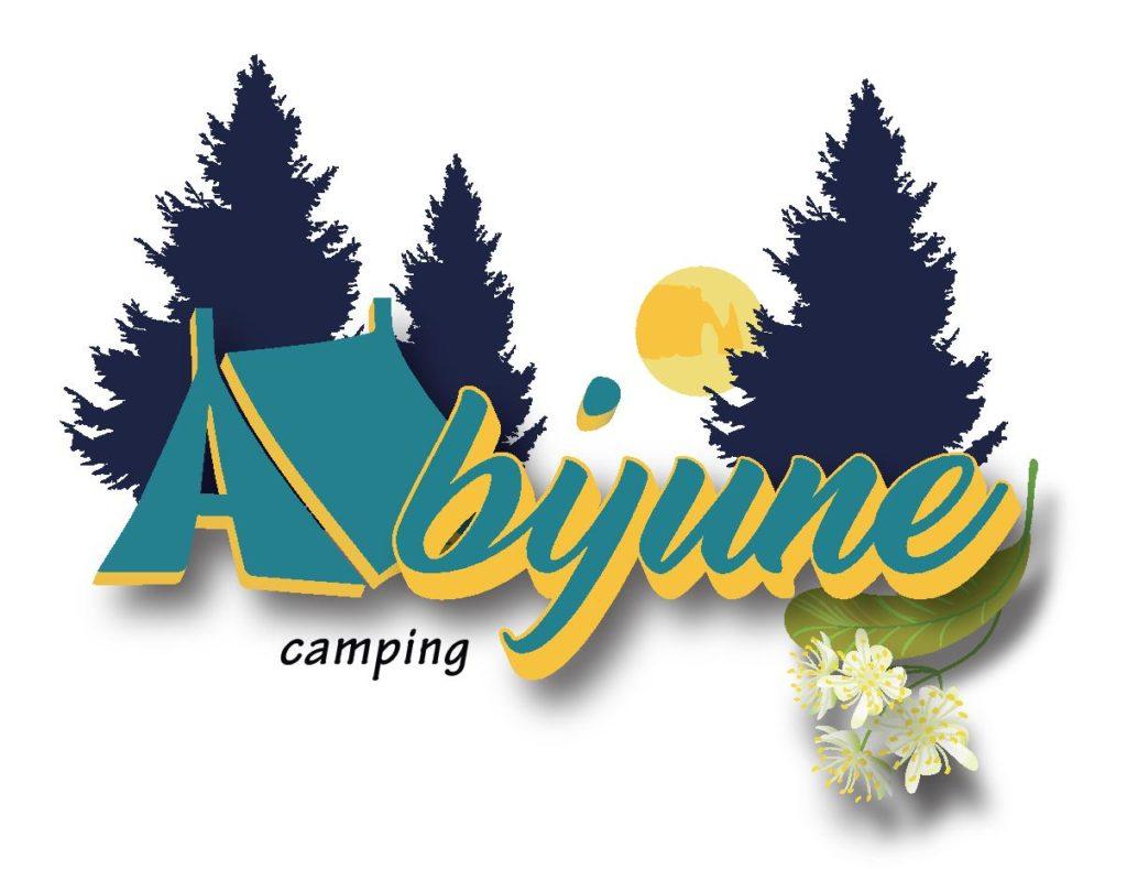 logo tente camping