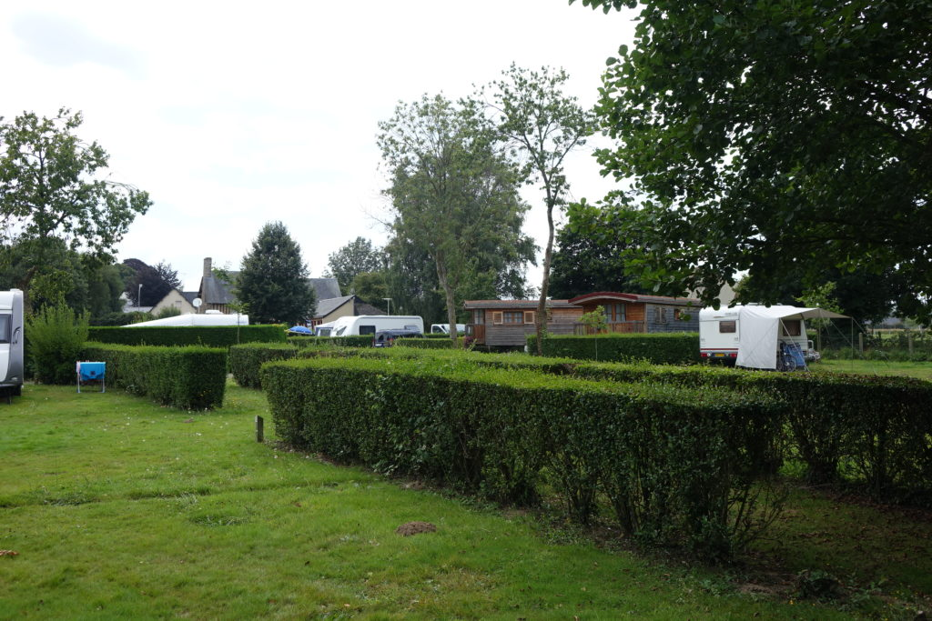 camping campagne manche