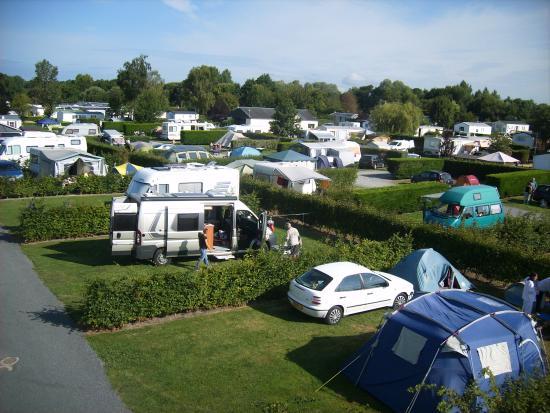 Emplacements de camping tentes