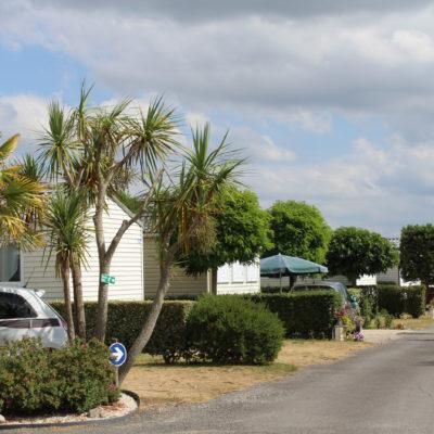 parc de mobil home bungalow