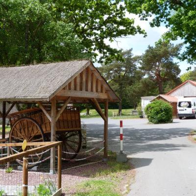 camping campagne normandie