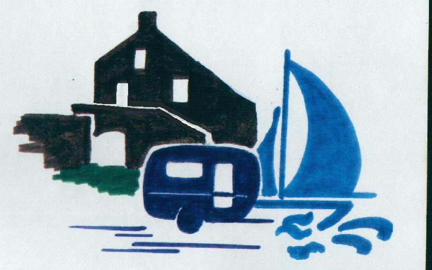 logo dessin main