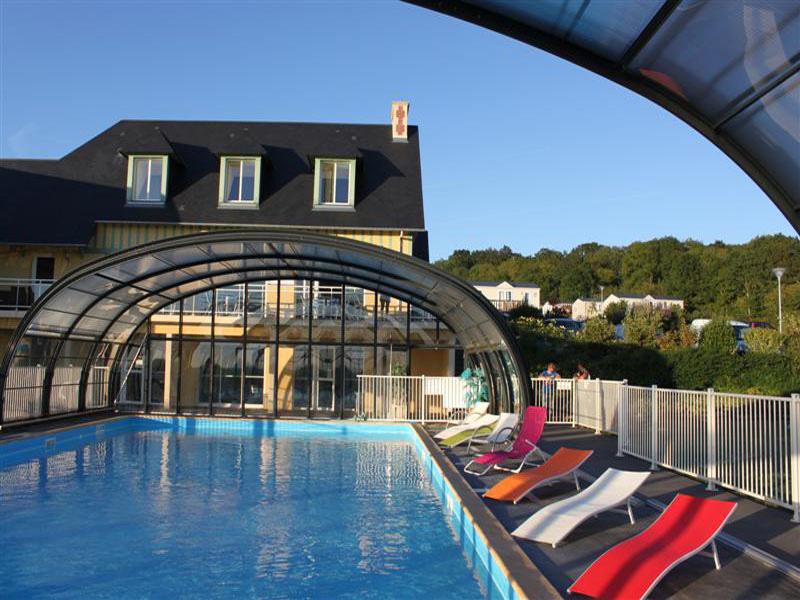 vacances normandie avec piscine