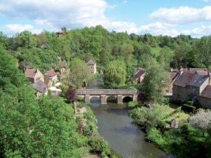 Village au coeur de la Normandie