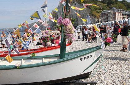 Les fêtes de la mer en Normandie : Coquilles Saint Jacques et hareng à l'honneur